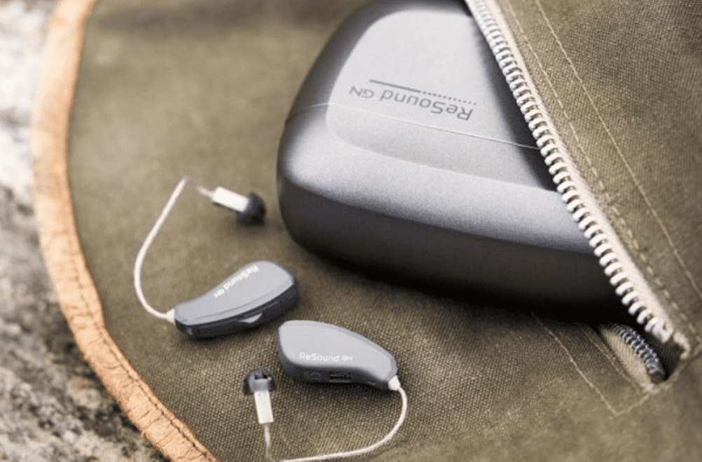 Why is it better to have two hearing aids instead of one?