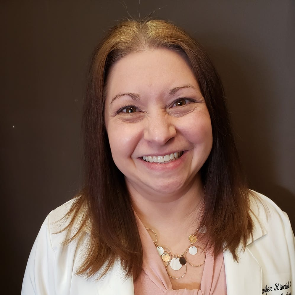 Audiology Associates Audiologist Jennifer Kincaid. Ellicott City Office.