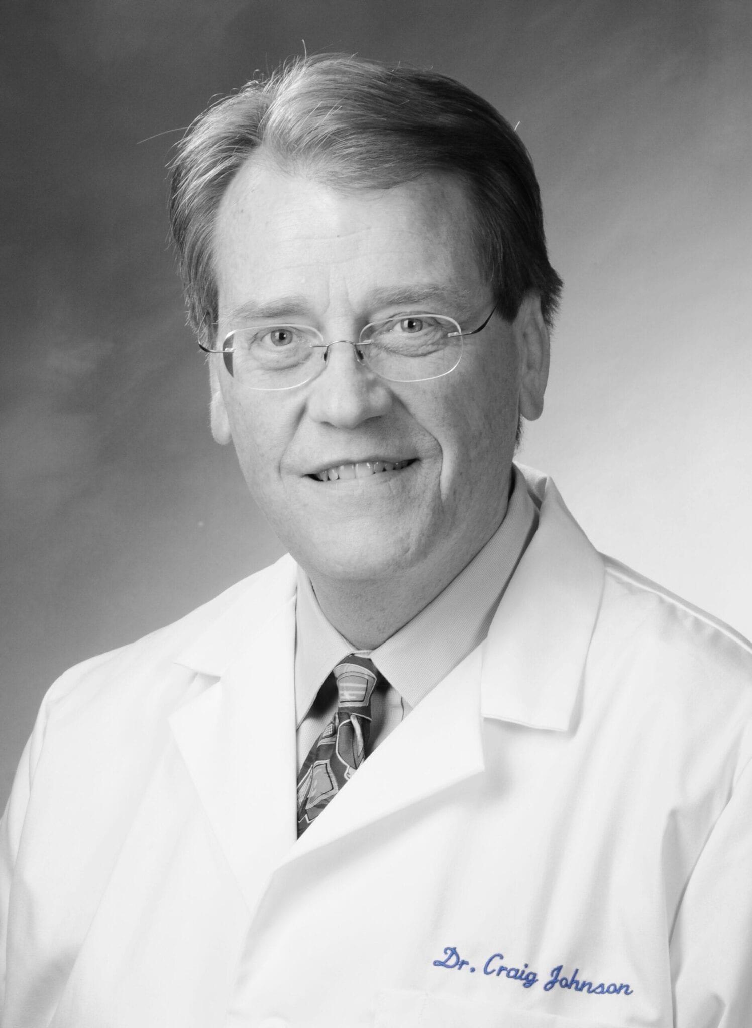 Dr. Craig Johnson