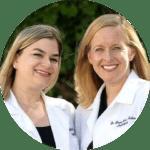 Dr. Melissa Segev & Dr. Briana Bruno Holtan